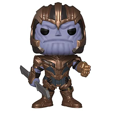 POP! 10 inch Thanos Funko Avengers End Game Exclusive #460: Toys & Games