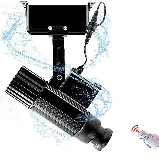 WUZHENG 35W LED De Luz del Proyector del GOBO Gobos Proyector De ...