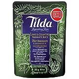 Tilda Lime and Cilantro Basmati Rice, 250g