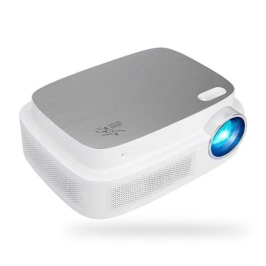 Mini proyector HD Proyector corto 4K Proyector móvil ...