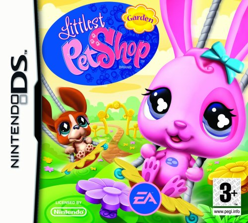 Littlest Pet Shop: Garden (Nintendo DS) [importación inglesa]: Amazon.es: Videojuegos