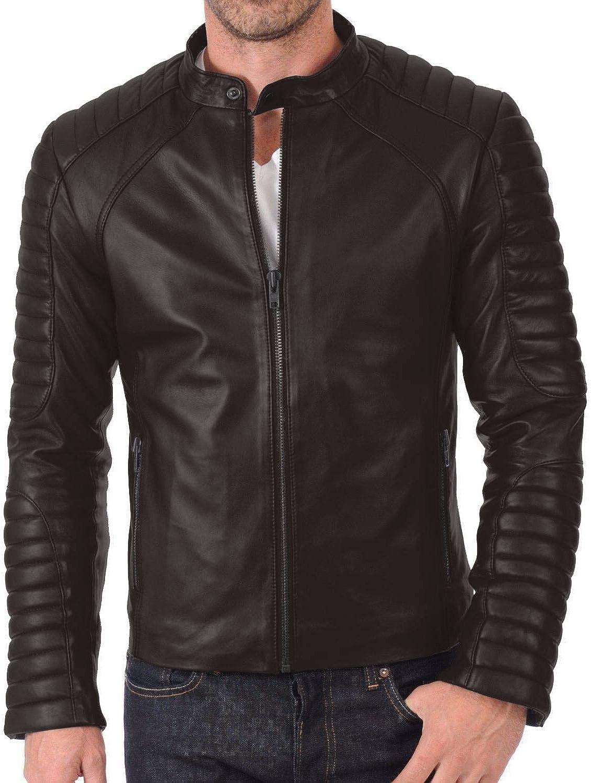 1501417 Black, Fencing Jacket Laverapelle Mens Genuine Lambskin Leather Jacket