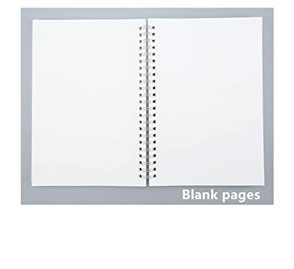 Amazon.com : Bullet Journal A6 Notebook PP Grid Dotted Dot ...