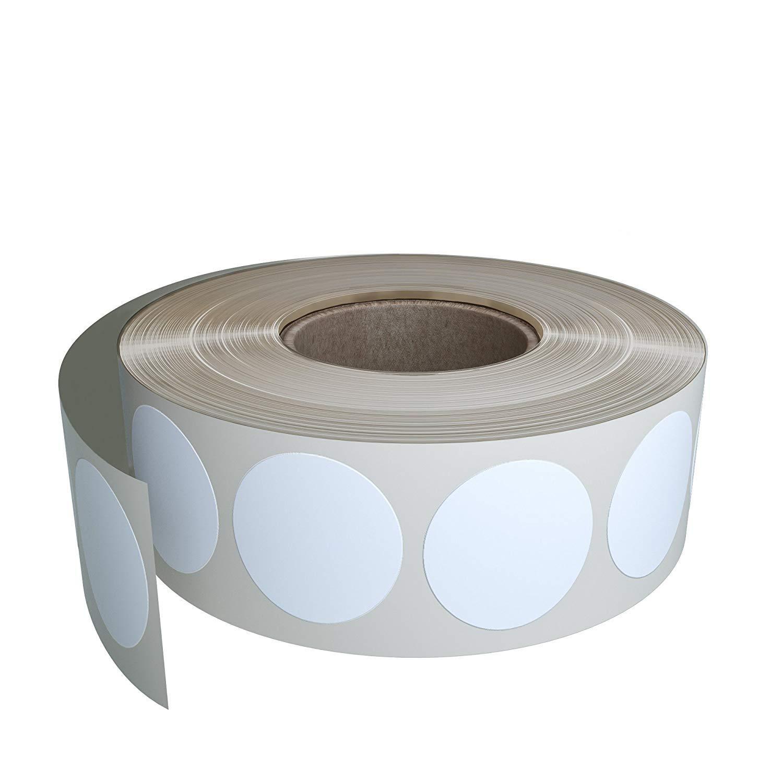 Round Circle punti adesivi etichetta rotoli in colori assortiti 3/10, 2cm–etichetta adesiva per inventario etichettatura 19mm–Adesivo permanente by Royal Green 1050 N9000 Iii