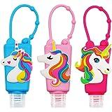 SENSIVO Hand Sanitizer Holder Keychain Empty Travel Size Hand Sanitizer Keychain For Backpack Small Hand Sanitizer Bottles Fo