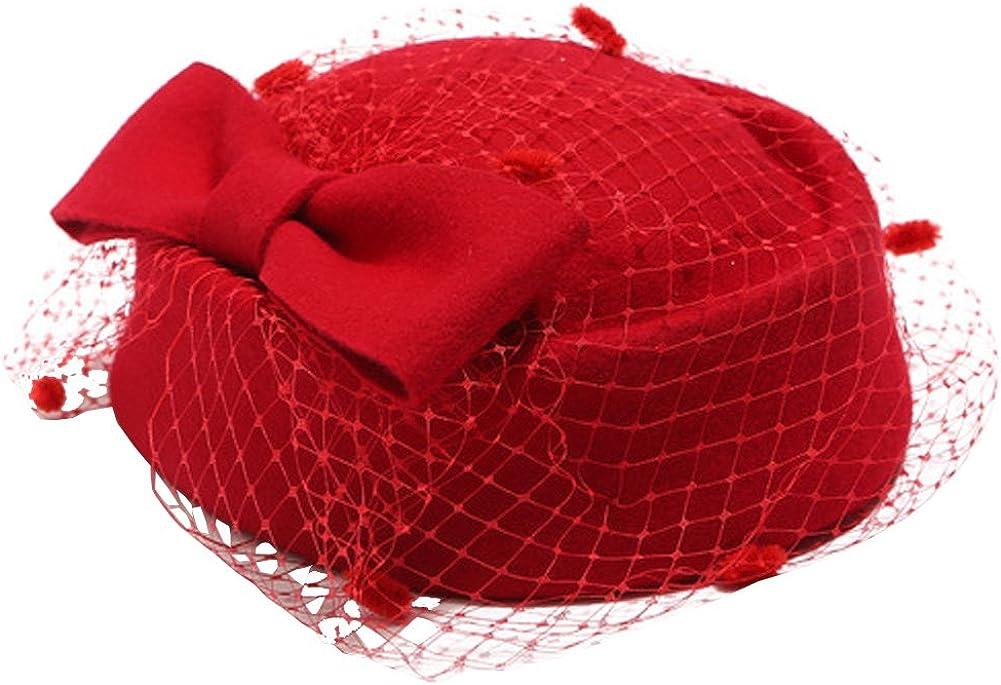 Pillbox Hat Fascinator...
