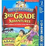 ClueFinders 3rd Grade Advance Math