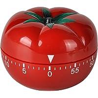 Jayron JR-WG017 Keuken Kookwekker Tomaat Cartoon Mechanische Countdown Uur Meter