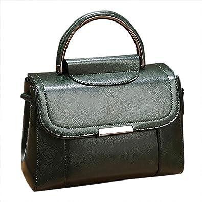 236559176eac4e Amazon.com: lmx+3f Fashion Mother's Day Totes Fashion Women Bag Leather  Handbags Shoulder Bag Small Flap Messenger Bag Handbag: Shoes