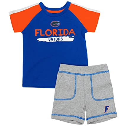 Colosseum Infant Rutgers Scarlet Knights Tee Shirt and Shorts Set