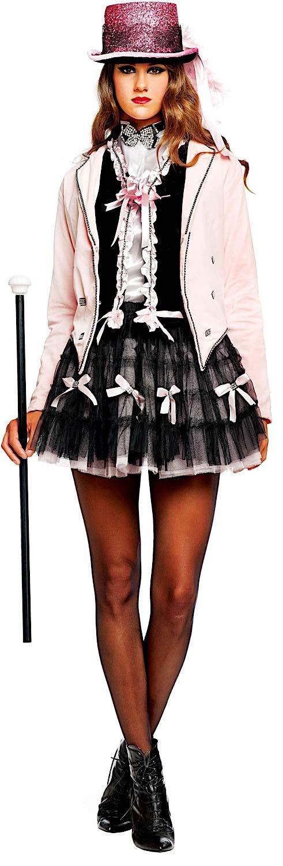 Costume di Carnevale da Liza MINNELLI Vestito per Donna Adulti Travestimento Veneziano Halloween Cosplay Festa Party 50511 Taglia S