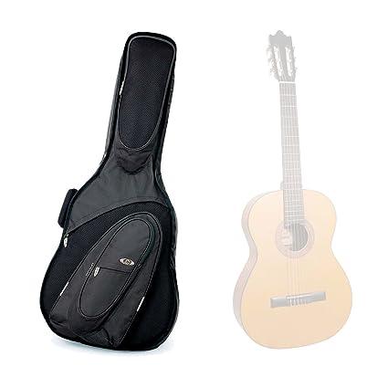 Ritter por Chase rcg700 C guitarra clásica Gig Bag Soft Case ...