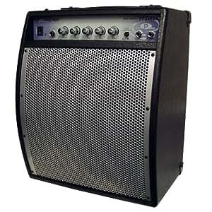 pyle pro ppg460a 150 watt portable guitar amplifier musical instruments. Black Bedroom Furniture Sets. Home Design Ideas