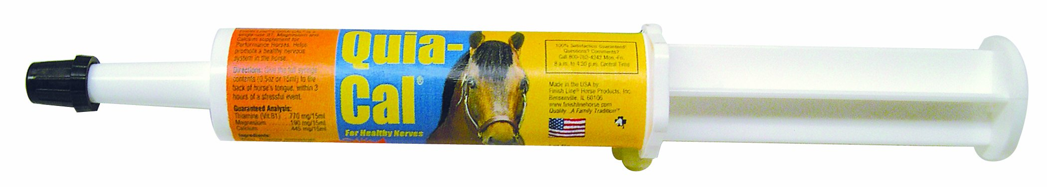 Finish Line Horse Products Quia-Cal (Syringe) by Finish Line Horse Products