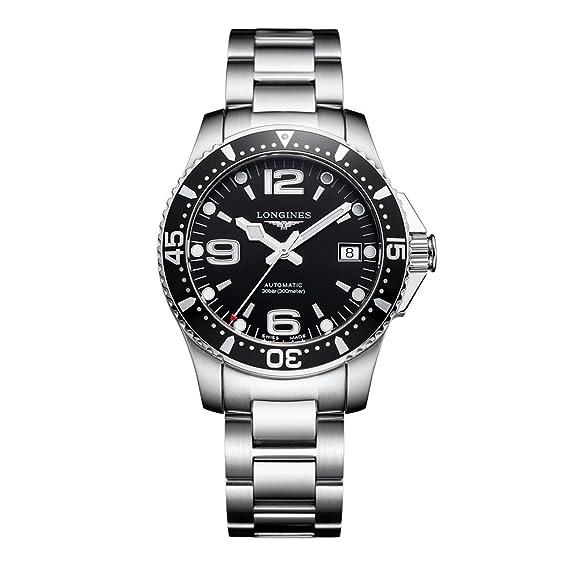 Longines L37424566 reloj mecánico automático para hombre