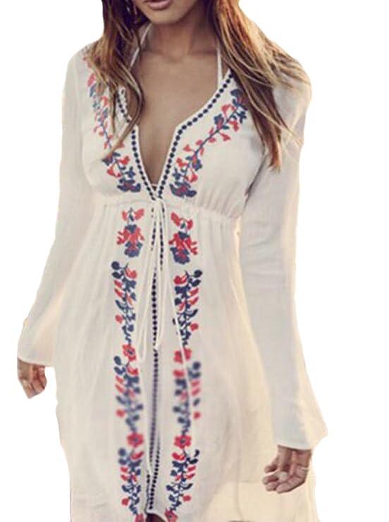 super popular 98963 2c622 Vestidos Bordados Méxicanos, ¡con fotos!