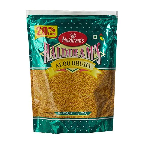 Haldiram's Aloo Bhujia, 1.2kg