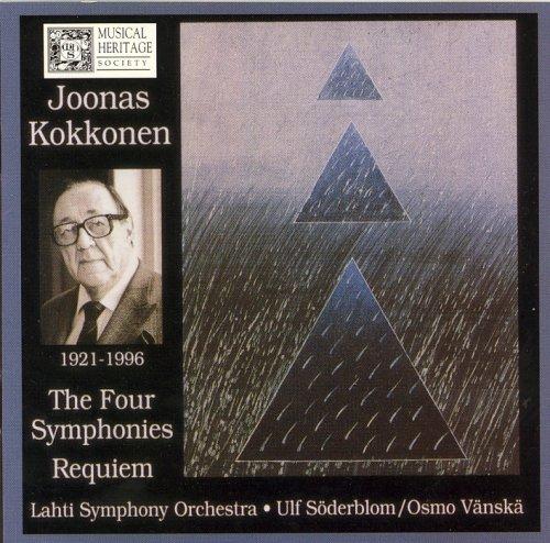 The Four Symphonies Requiem (Heritage Festivals Music)
