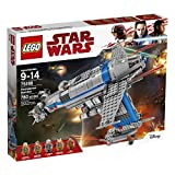 LEGO Star Wars Resistance Bomber 75188 Building Kit (778 Piece)