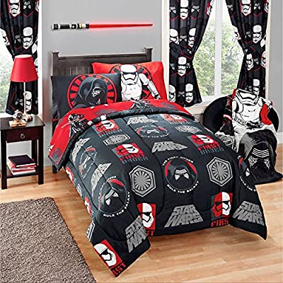 NEW! Star War Episode VII Twin/Full Comforter