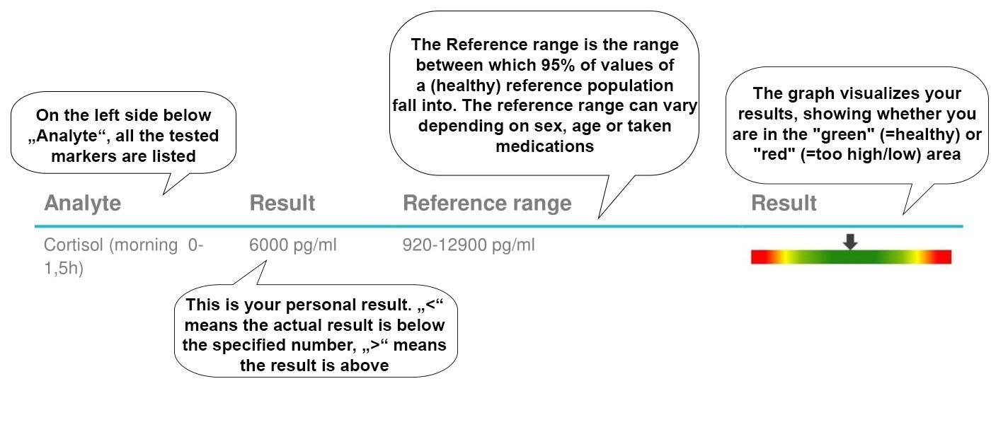 Female Hormone Test – Determine 5 Hormones for Women – Check for Hormonal Imbalances – Verisana by Verisana (Image #4)