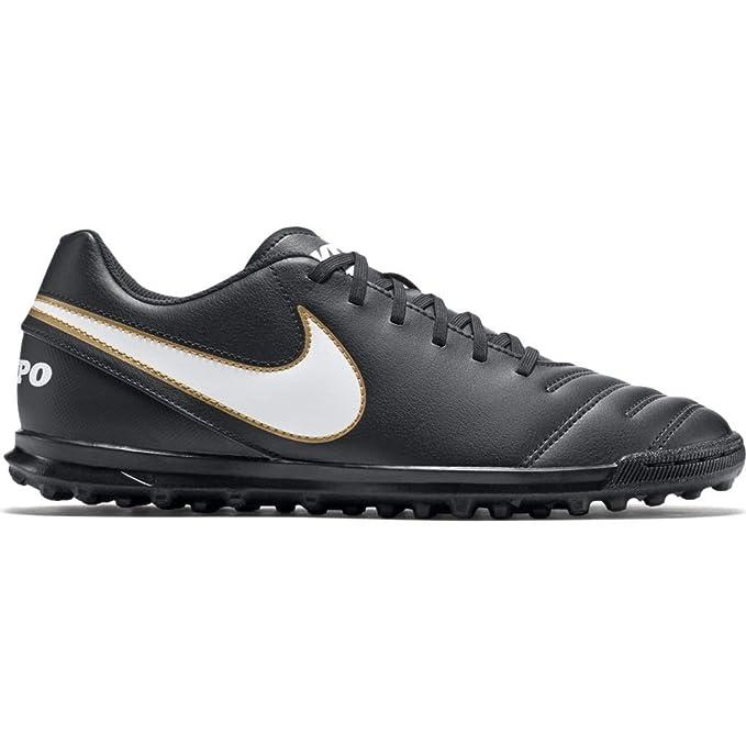 NIKE Tiempo Tiempo Rio III Mult inocken Chaussures de Football 819237–010 FR:46 44 oD9lA