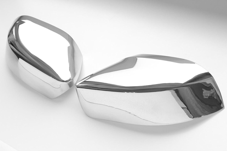 Caddy 4 IV cromo espejo tapas embellecedores de acero inoxidable a partir del año de fabricación 07.2015 >: Amazon.es: Coche y moto