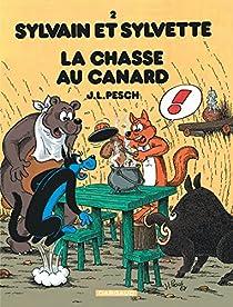 Sylvain et Sylvette, tome 2 : Barbichette sauve la chaumière par Pesch