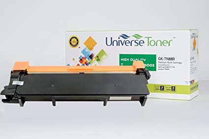Universo 1 de tóner unidades Compatible Brother TN630 TN660 ...