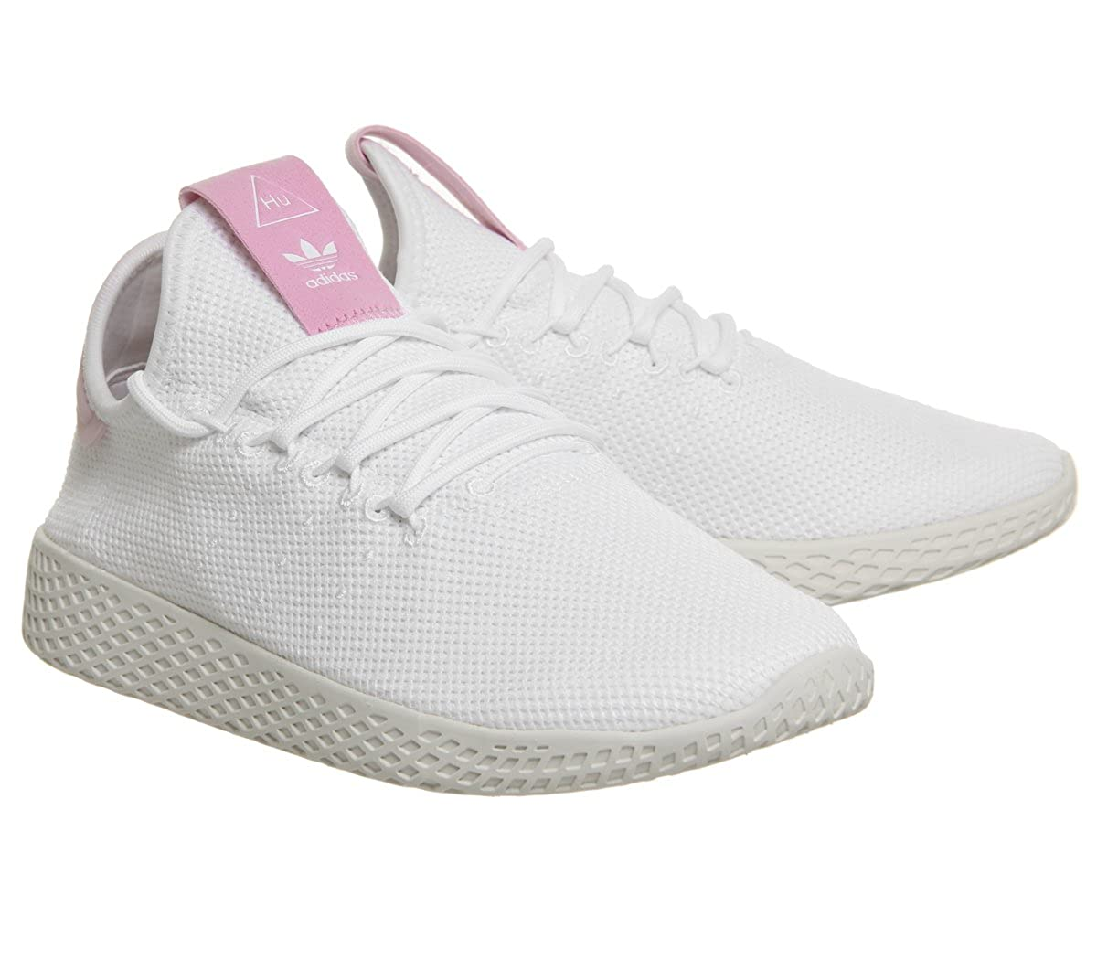 98edc150d4a9b adidas Originals Women s Pw Tennis Hu W Ftwwht Ftwwht Cwhite Sneakers - 8  UK India (42 EU)(DB2558)  Buy Online at Low Prices in India - Amazon.in