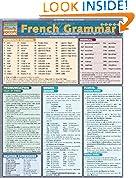 #4: French Grammar (Quickstudy: Academic)