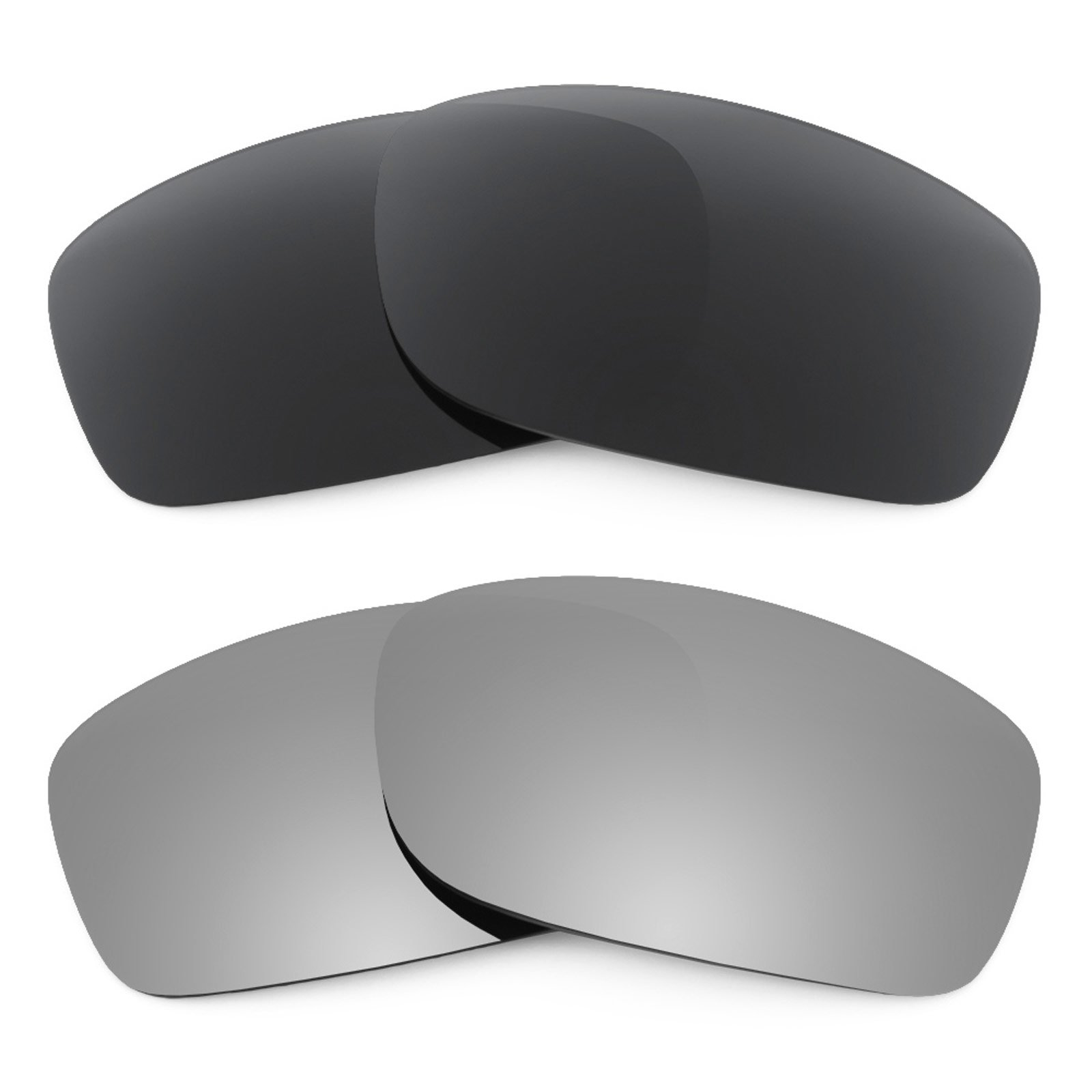 Revant Replacement Lenses for Oakley Fives Squared 2 Pair Combo Pack K001 by Revant