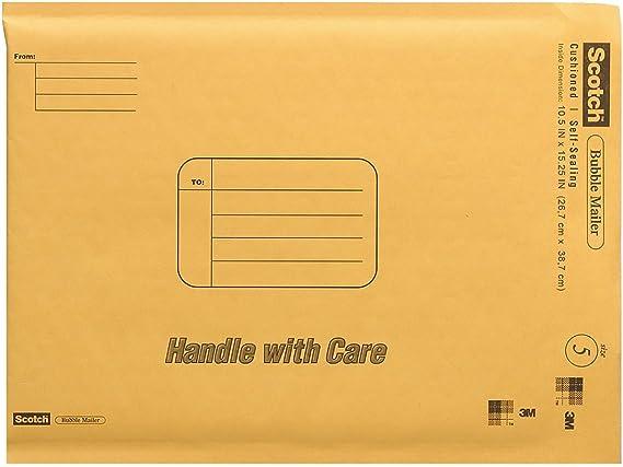 250 bubble envelopes//bags white 370 x 480 mm size t10//10 k5