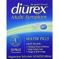 Diurex Diuretic Water Pills 22 Count