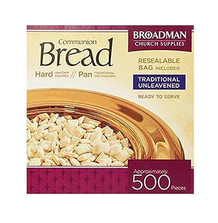 Pan de comunión 5onzas, aprox. 500piezas ...