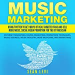 Music Marketing: Using Twitter to Get 1000's of Real Targetted Fans and Sell More Music | Sean Levi