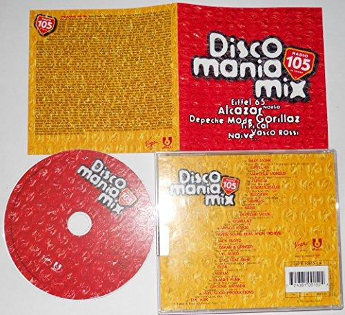 disco-mania-mix-radio-105-network