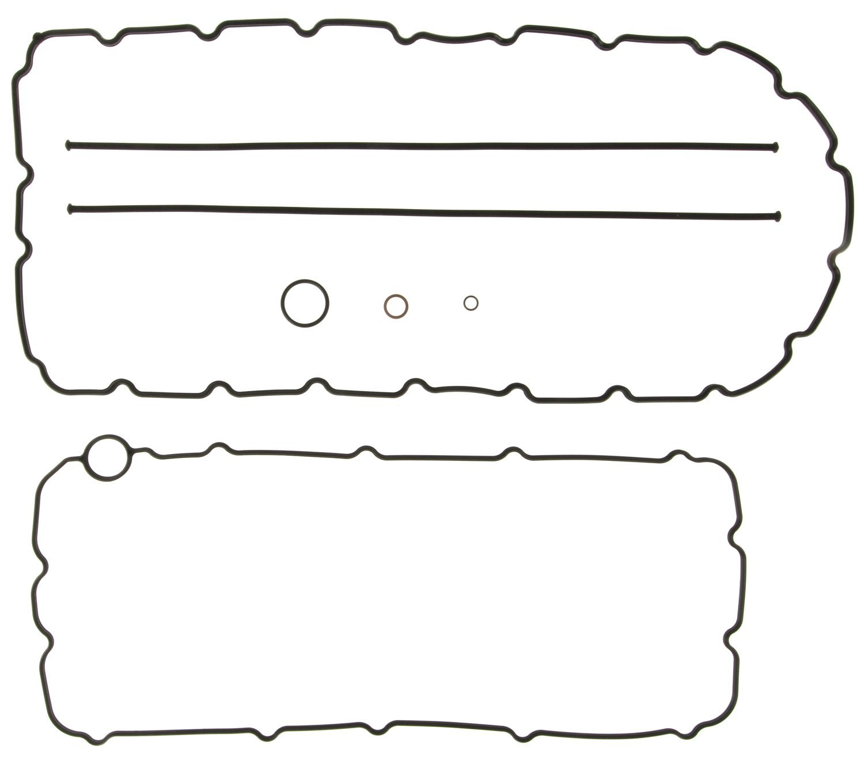 MAHLE Original OS32352 6.4L Power Stroke Oil Pan Gasket Set