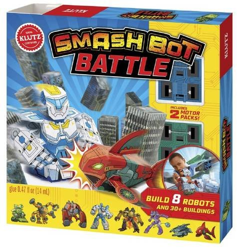 Klutz Smash Bot Battle from Klutz
