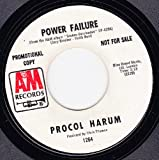 Power Failure/Broken Barricades (7'' DJ/45 rpm)