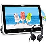 "NAVISKAUTO 10.1"" Car DVD Player with HDMI Input Headrest Mount Support AV in&Out Region Free Last Memory"