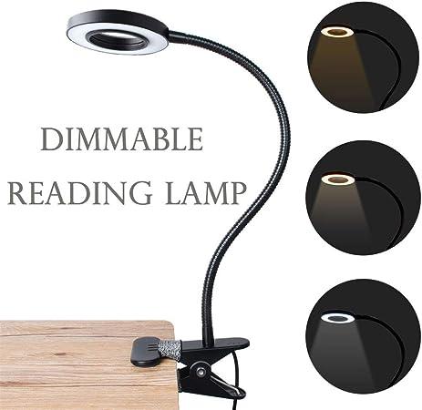 MAMASAM LED Lampe de Table avec Lampe de Lecture réglable