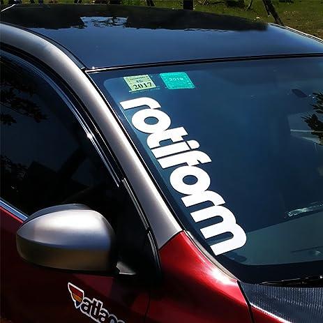 Kaizen Windshield Sticker ROTIFORM Funny JDM Vinyl Banner Decal Window  Decals For Volkswagen,Toyota,