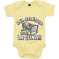 Body bebé Del Atlético desde la cuna fútbol