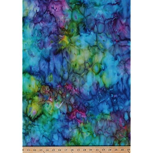 Tie Dye Fabric Amazon Com
