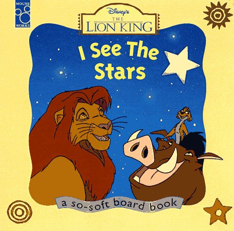 The Lion King: I See the Stars (A So-Soft Board ()