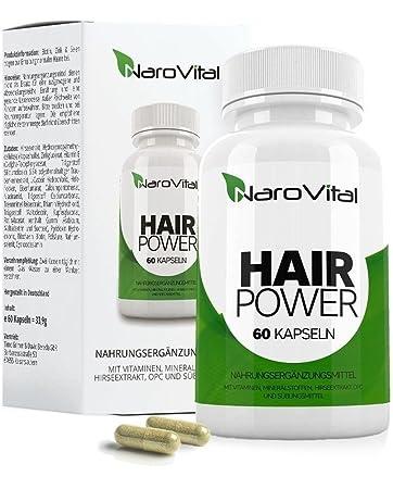 narovital hair power 2400 mcg biotin zink selen hirse opc