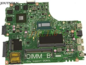 Lysee Laptop Motherboard - JOUTNDLN FOR Dell Inspiron 14 3437 5437 Laptop motherboard 1C6NT 01C6NT CN-01C6NT VKJ89 DDR3 W/ i7-4500U CPU GT750M 2G GPU