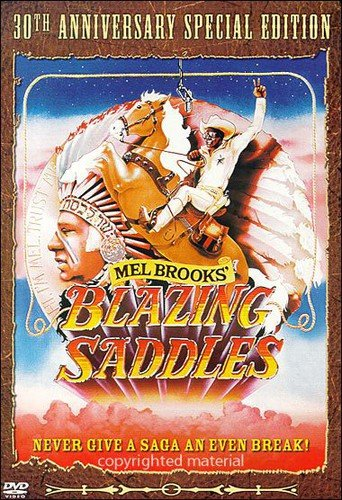 Blazing Saddles (30th Anniversary Special Edition) (R Grasshopper C)