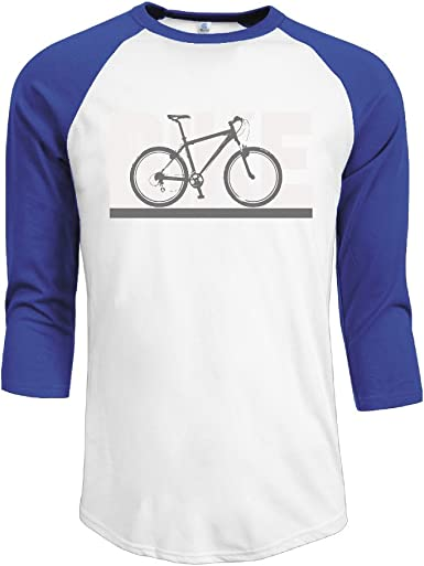 Mens Funny T-Shirt BMX Mountain Road Bike Cycle Read This Cycling Upside Down